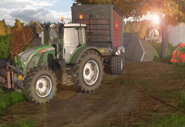 Kverneland silo trailer v1.0
