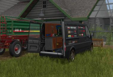 Lizard Rumbler Van Workshop v1.0.0.0