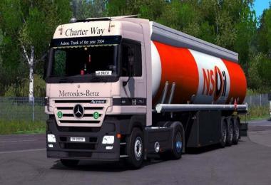 Mercedes MP2 v1.0