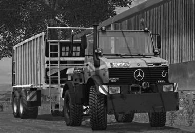 Mercedes Unimog U1200/U1600 DH Final Version