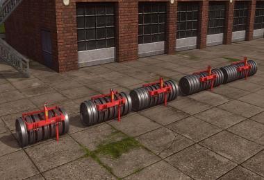 Metaltech Silo-Roller Pack v1.0.0.0