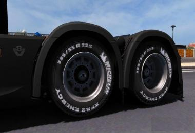 Michelin and Goodyear Tires v1.0