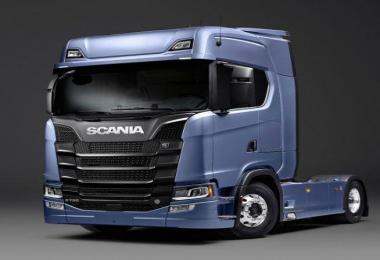 More Power for Scania Next Generation v1.0