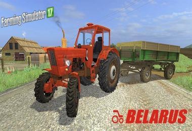 MTZ-52 Belarus v1.0