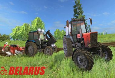 MTZ 82.1 Belarus MR v2.0