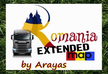 Romania Extended v1.2 [ALL DLC]