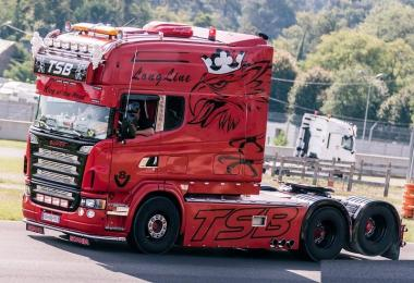 Scania Ghost Crackle Open Pipe v2.5