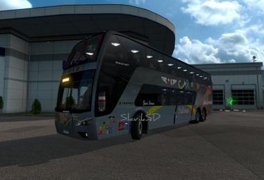 Scania Panoramico DD 6x2 v1.0