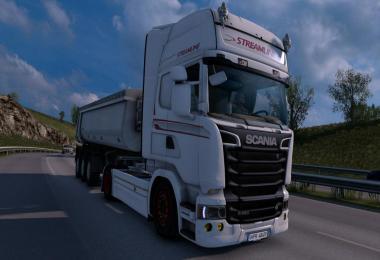 Scania R G P (RJL Base) v0.3