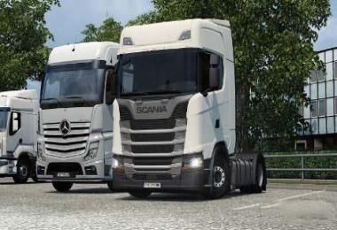 Scania R/S – Low Deck v1.0