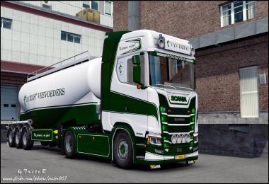 Scania S Van Triest Combo 1.30