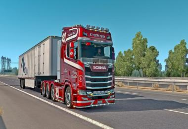 Scania Trucks for ATS v1.0