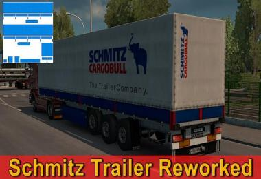 Schmitz trailer reworked 1.30