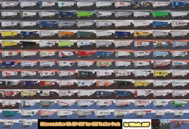 SCS Rus Trailer Pack v2.0 1.30.x