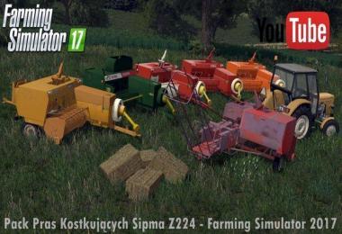 Sipma 224/1 Pack v1.0