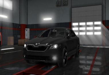 Skoda Octavia RS BETA
