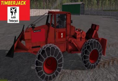 Tigercat Skidder v1.0