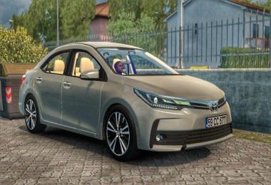 Toyota Corolla 2018 v1.0