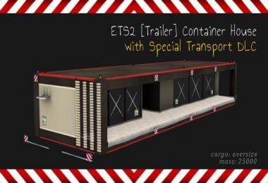 TRAILER CONTAINER HOUSE v1.1