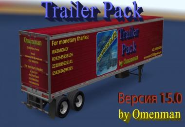 Trailer Pack by Omenman v15.0 (Update)