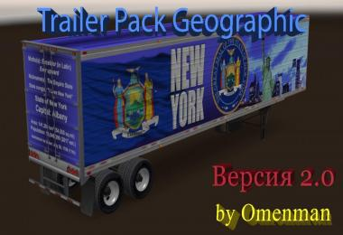 Trailer Pack Geographic v2.0