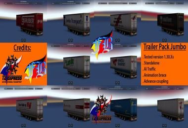 Trailer Pack Jumbo v1.30 1.30.Xs