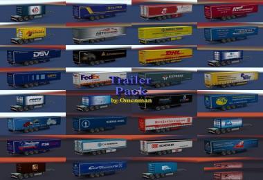 Trailer Pack Logistic v4.0