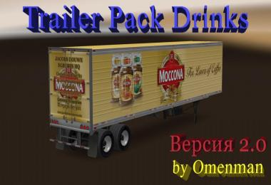 Trailer Package Drinks v2.0 1.30.x