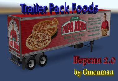 Trailer Package Foods v2.0 1.30.x