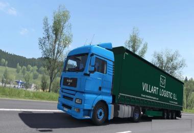 Trailer Villart Wielton NS3K v1.0