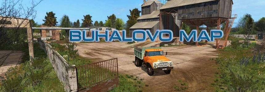 Buhalovo Map v3.1