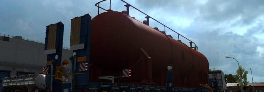 120 Ton for Special Transport v1.0