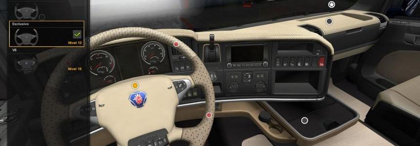 Interior for scania v1.0