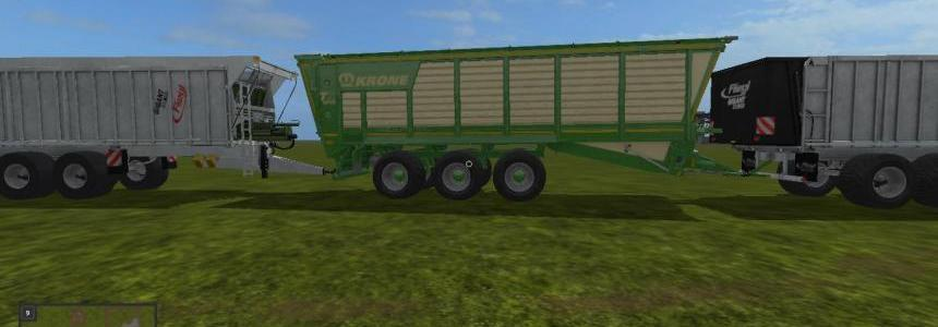 FLIEGL GIGANT ASW 3101 + TRAILER HITCH v1.0.0