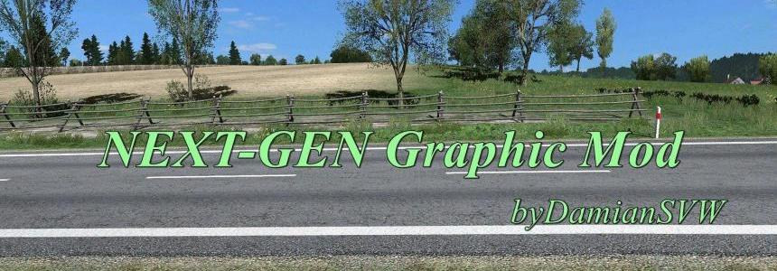 Project Next-Gen Graphic Mod v1.1 by DamianSVW