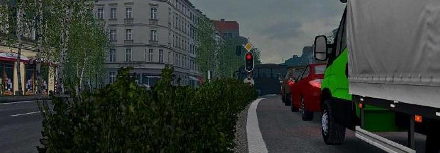 Traffic Density v1.4 1.30.x