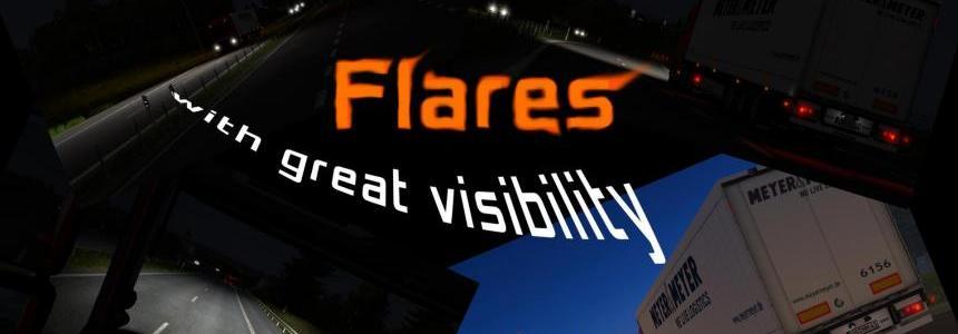 Abasstreppas flare pack v1.3.3 [Upd: 1.04.18] 1.30.x