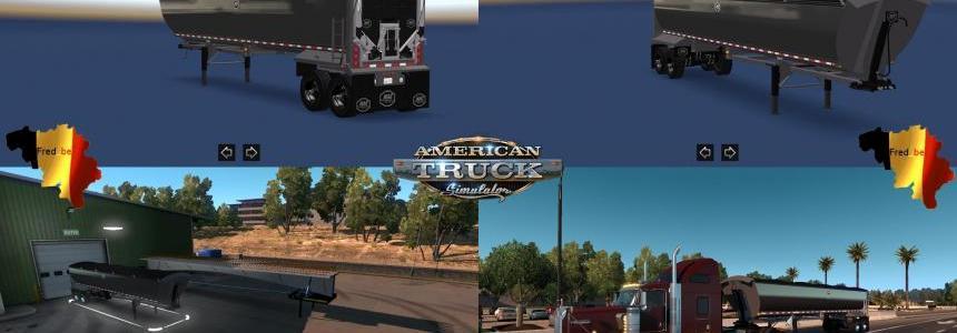 American Tipper Trailer v1.30 1.30.Xs