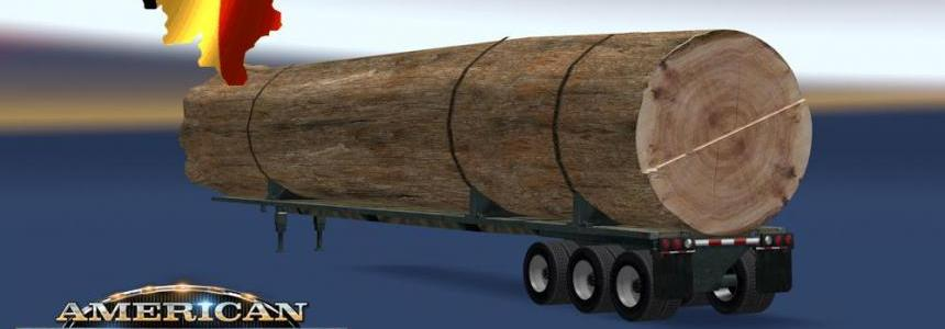 Baobab Trailer for ATS V1.30 (New version) 1.30.Xs