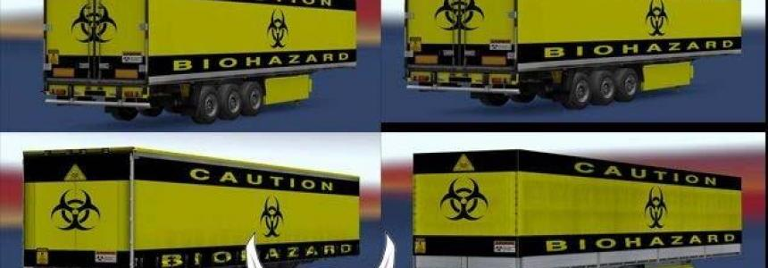 Biohazard Trailers 1.30