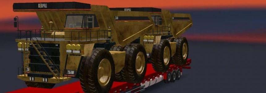 Bulldozer Trailer v1.0