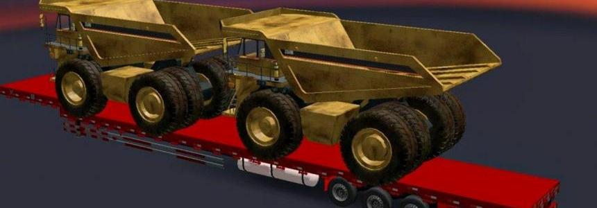 Bulldozer Trailer v1.0 by jane84 [1.30.x]