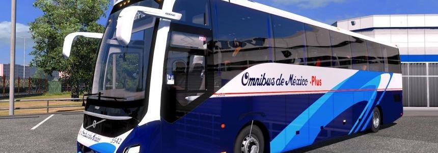 Bus Volvo 9800 PREMIUM 1.30