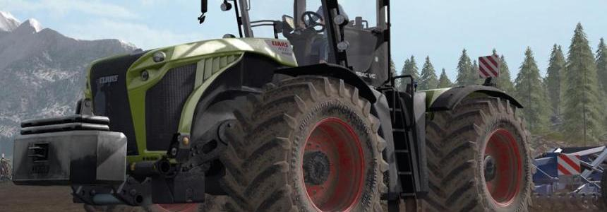 CLAAS Xerion v1.1.0.0