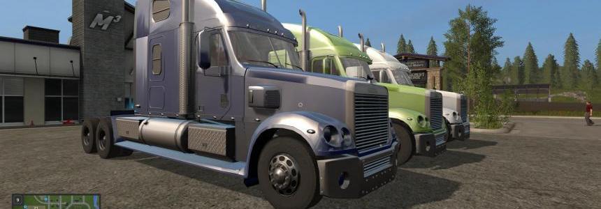 Freightliner Coronado multicolor v1.0