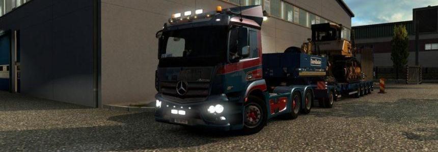 D3S Mercedes Antos 12 v 1.2.0.123 release 1.30.x