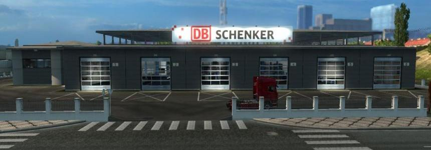 DB Schenker Garage v1.0
