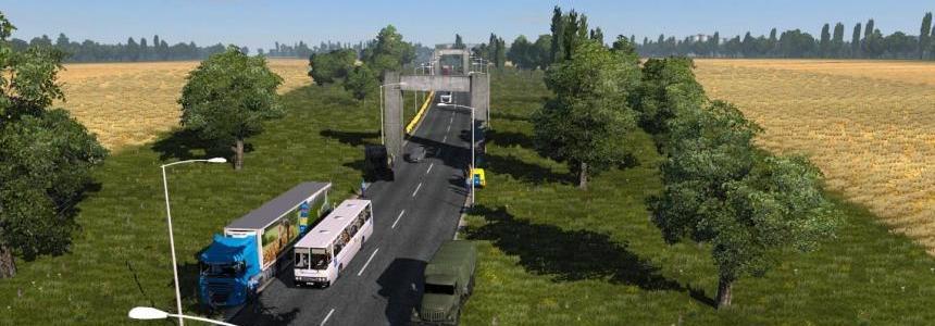 Eastern Express: road reduction v1.0