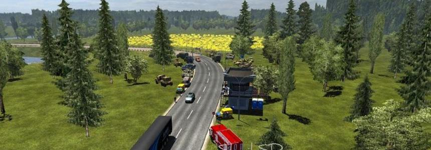 Eastern Express: road reduction v2.0