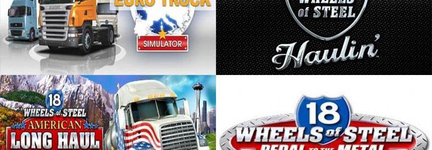 ETS2 MAIN SCREEN THEMES OLDIES v1.0